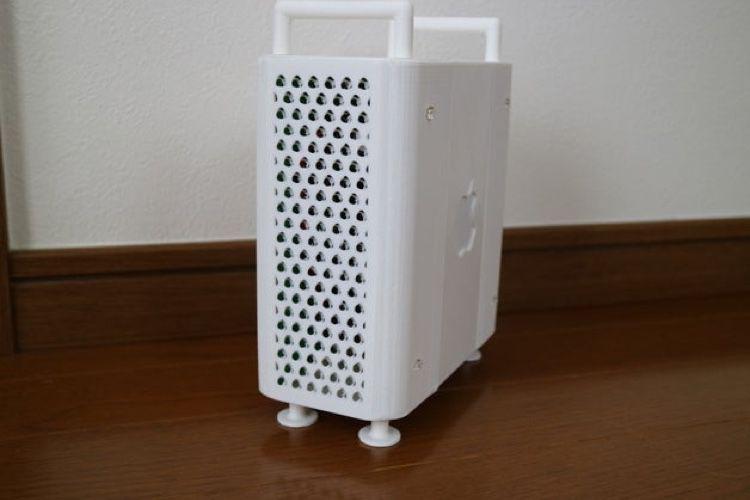 image en galerie : Le design du MacPro perce chez les bidouilleurs