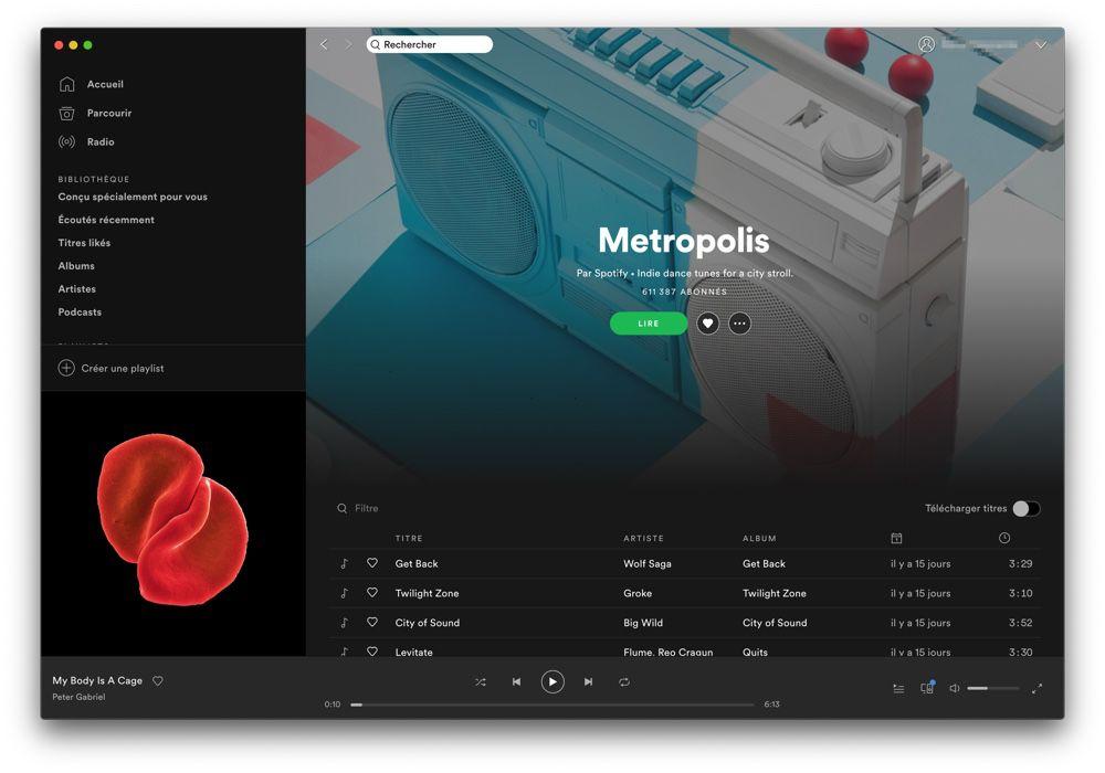 L'essai gratuit passe à 3 mois — Spotify Premium