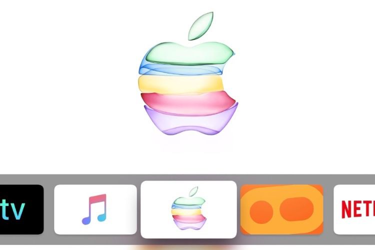 L'AppleTV se prépare au keynote du 10 septembre