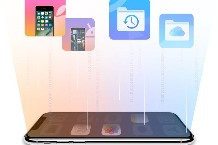 iOS13 : faites une sauvegarde complète de votre iPhone avec AnyTrans  📣