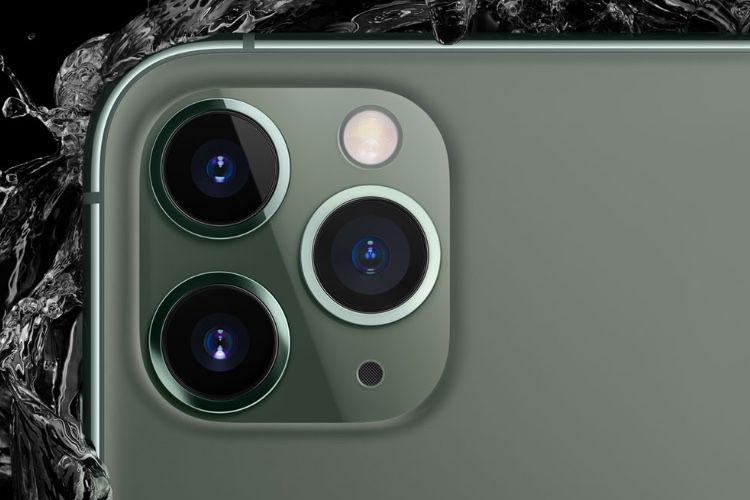 iPhone 11 Pro : une première pub pour le bloc de capteurs photo