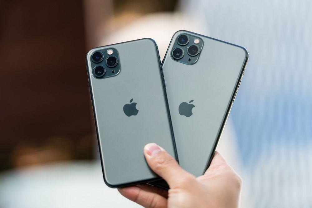 foto de Revue de tests des iPhone 11 Pro : focus sur la photo et l ...