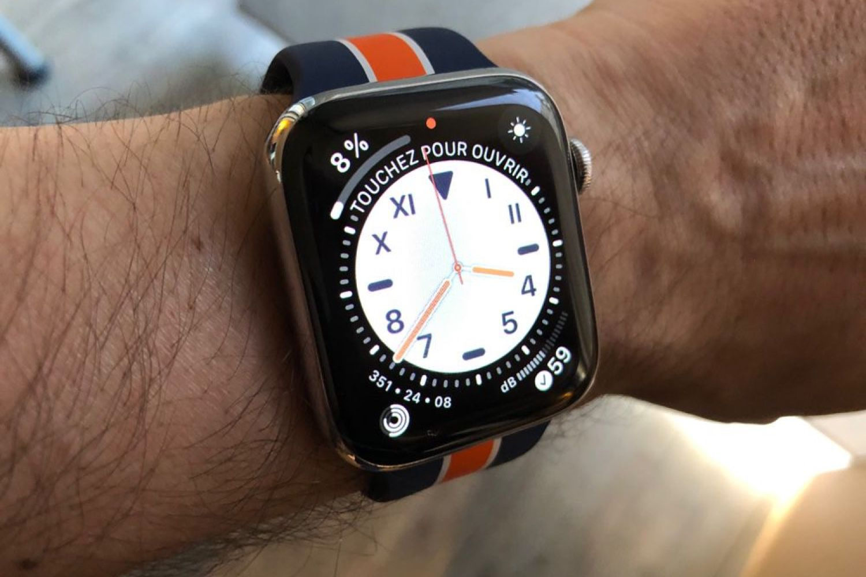Découvrez les nouveautés de watchOS6