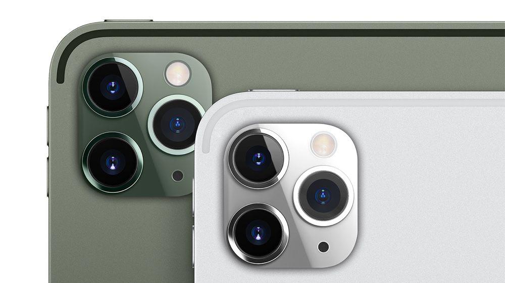 Concept: un nouvel iPadPro inspiré par l'iPhone11Pro