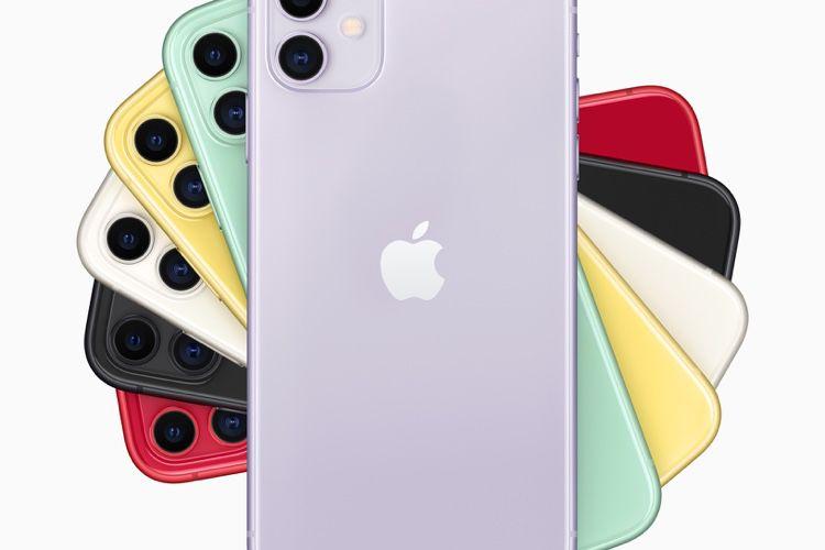 iPhone11: le DAS en légère baisse