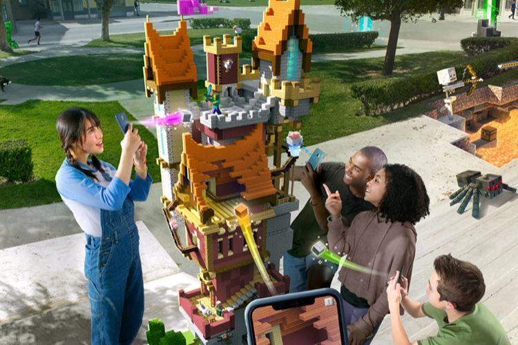Minecraft Earthva commencer à envahir le monde réel en octobre