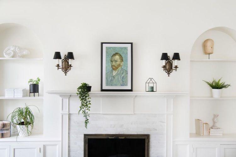 Meural CanvasII, une «toile numérique» avec 30000œuvres d'art