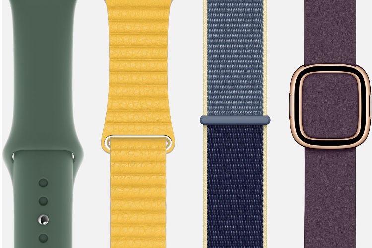 Les nouveaux bracelets d'AppleWatch sont moins chers 🔥