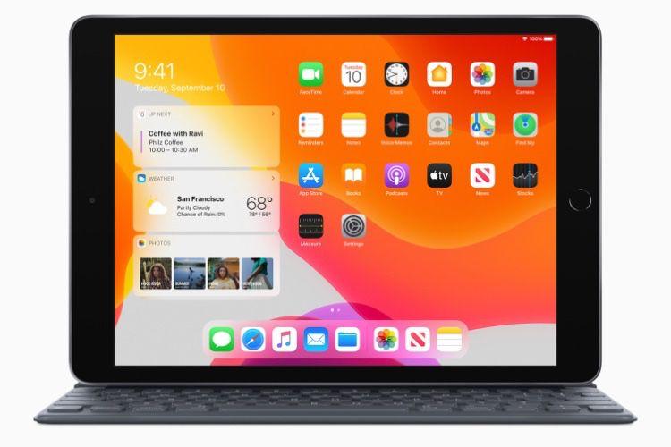 L'iPad de 10,2 pouces arrivera un peu plus tôt que prévu