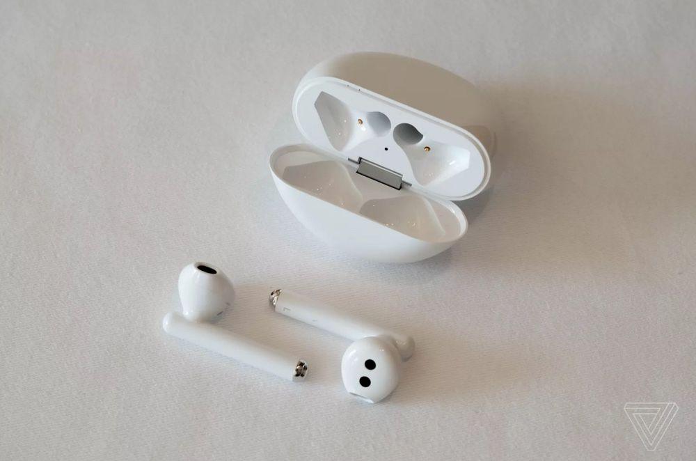 20% de réduction chez Cdiscount (durée limitée) — AirPods d'Apple