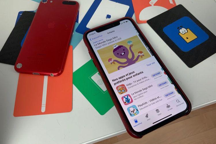 Apps pour enfants : Apple assouplit les règles