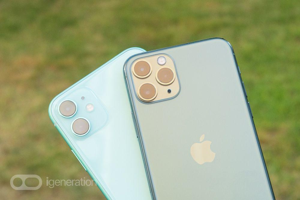iPhone 11 et iPhone 11 Pro  onze détails que vous avez