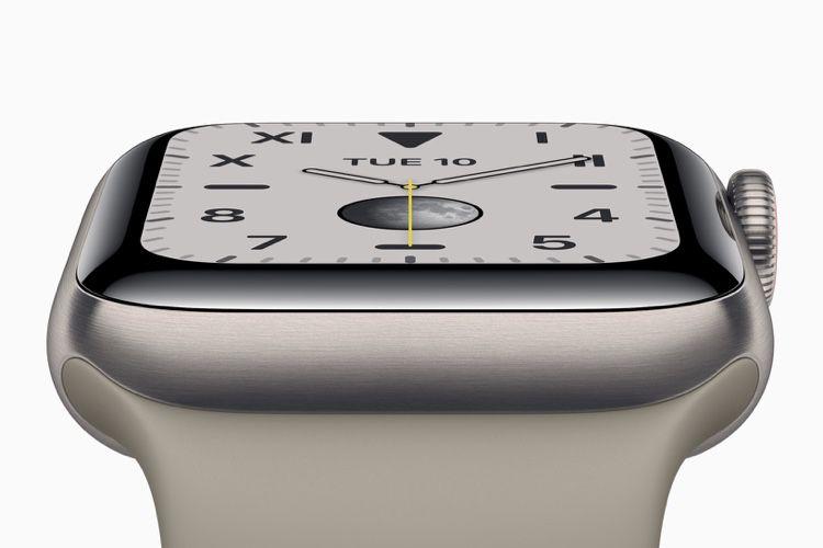 Les AppleWatch Edition en titane et céramique fournies avec deux bracelets