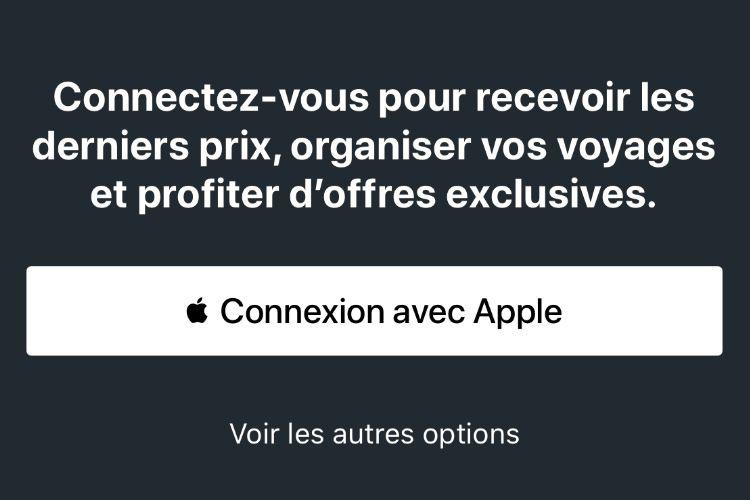 iOS13 : premier coup d'œil sur la nouvelle fonction Connexion avec Apple