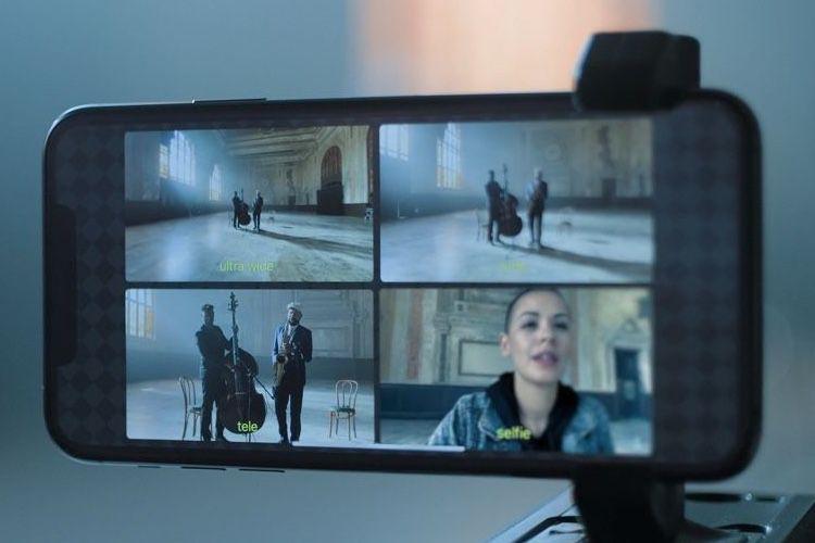 Les iPhone et iPadPro de l'an dernier auront la capture vidéo simultanée des nouveaux iPhone