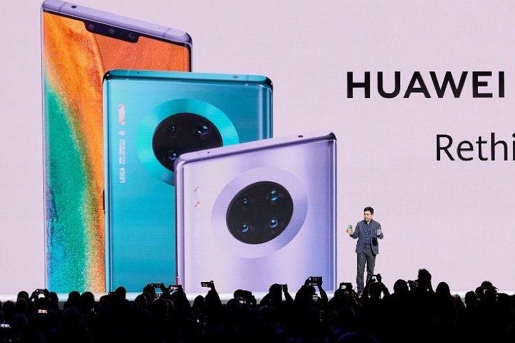 Huawei Mate 30: lancement prévu en France, bon démarrage Chine
