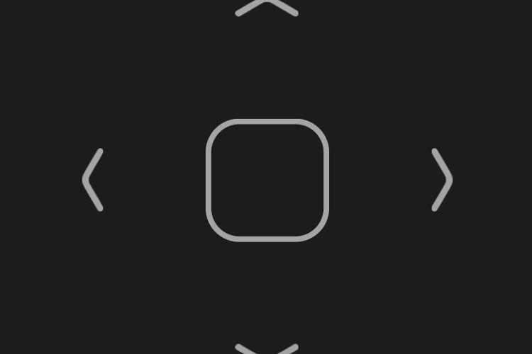 Astuce : des boutons pour la télécommande virtuelle de l'AppleTV