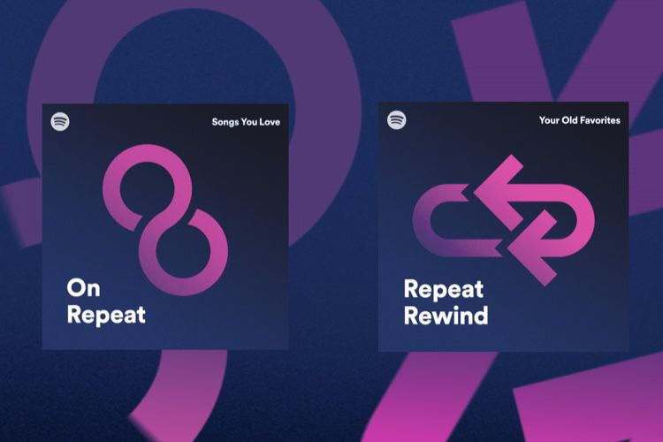 Spotify : 2 playlists avec les morceaux qui vous obsèdent