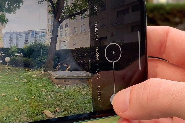 Comment prendre une rafale de photos sur iPhone 11