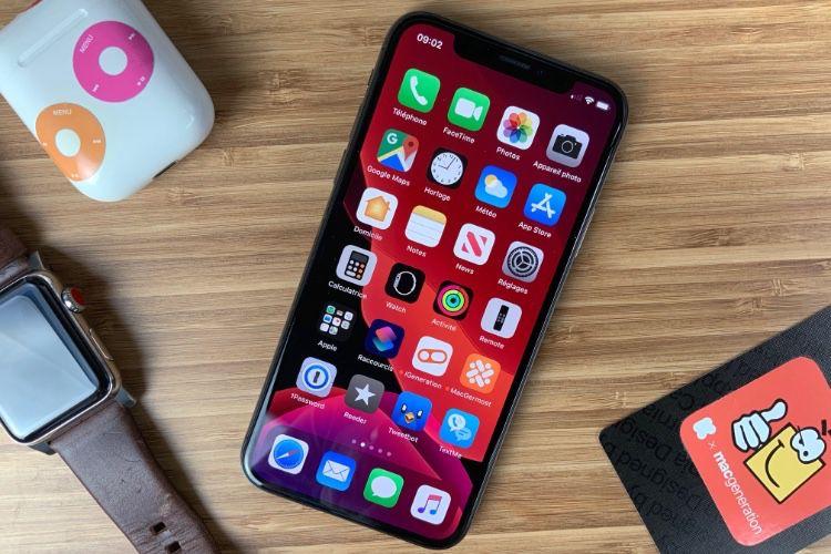 iOS13 est maintenant disponible au téléchargement!