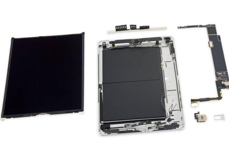 L'iPad 7a 1 Go de RAM de plus que l'iPad 6, mais la même batterie