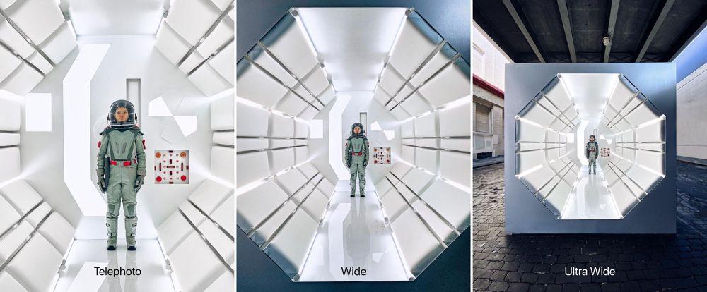 L'iPhone 11 Pro Max inspire les faiseurs d'images