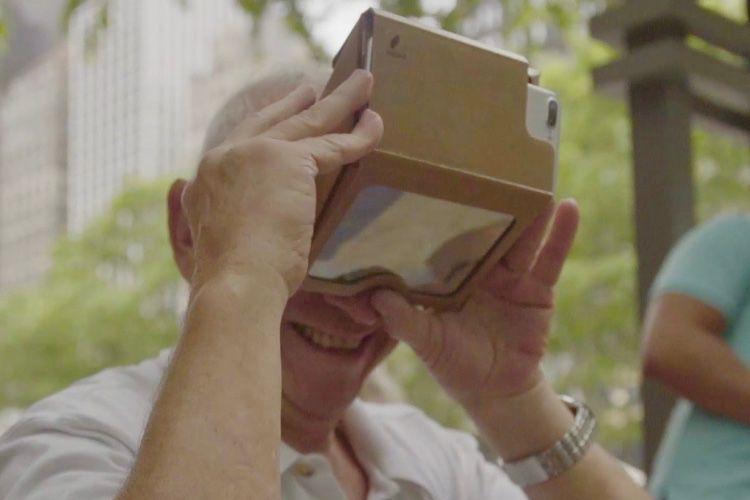 Casque AR d'Apple : le mode d'affichage stéréoscopique des apps se dévoile