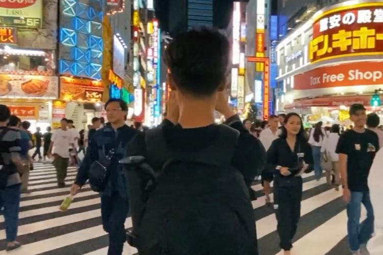 video en galerie : Une plongée dans Tokyo avec l'iPhone 11 Pro