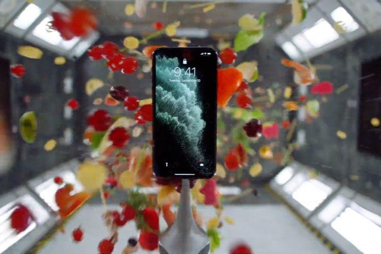 L'iPhone 11 Pro s'en prend plein la tête dans cette nouvelle pub Apple