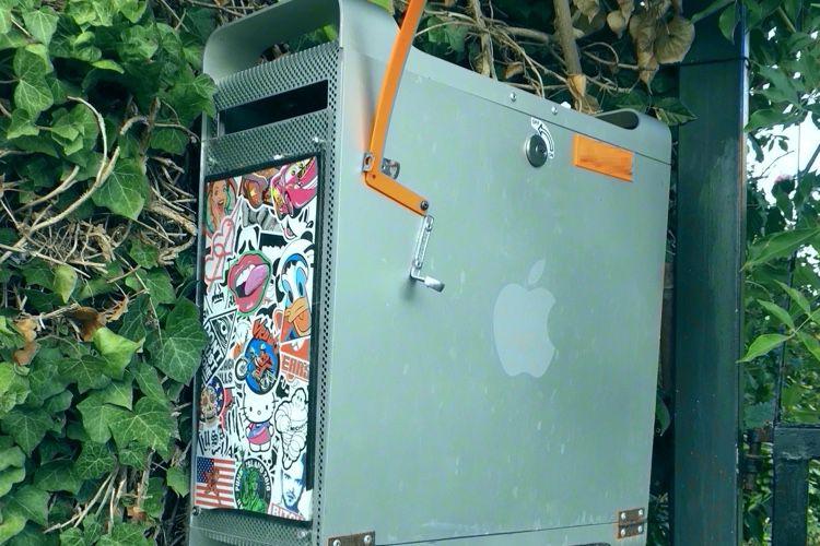 image en galerie : Ce Power Mac relève le courrier par tous les temps