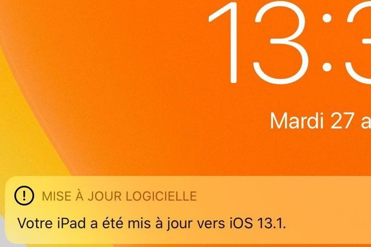 iOS13.1 et iPadOS seront disponibles plus tôt que prévu