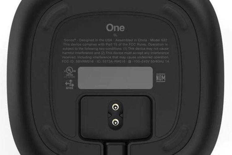 """Sonos vendrait une """"One SL"""" sans oreilles pour les assistants"""