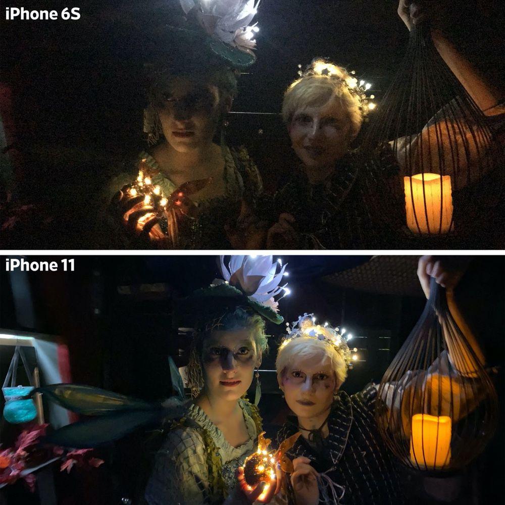 foto de Revue de tests de l'iPhone 11 : un très bon successeur du XR ...