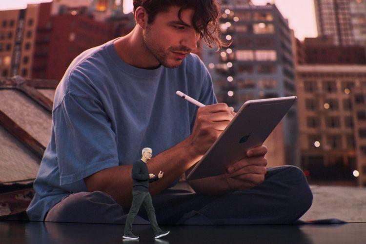 """iPad : une entrée de gamme de 10,2"""" avec Smart Connector"""
