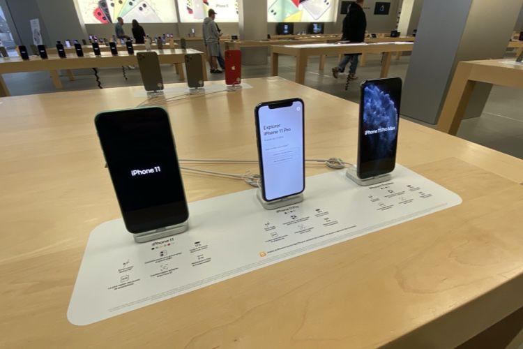 La demande pour les iPhone 11 et AppleWatch Series 5 serait plus forte que prévue