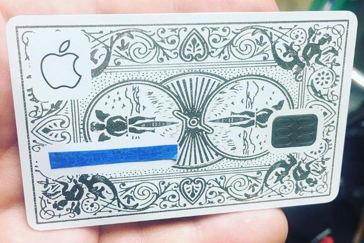 image en galerie : Des idées de déco pour l'Apple Card