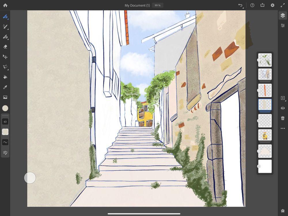 Adobe lance Fresco, sa nouvelle app de dessin pour iPad
