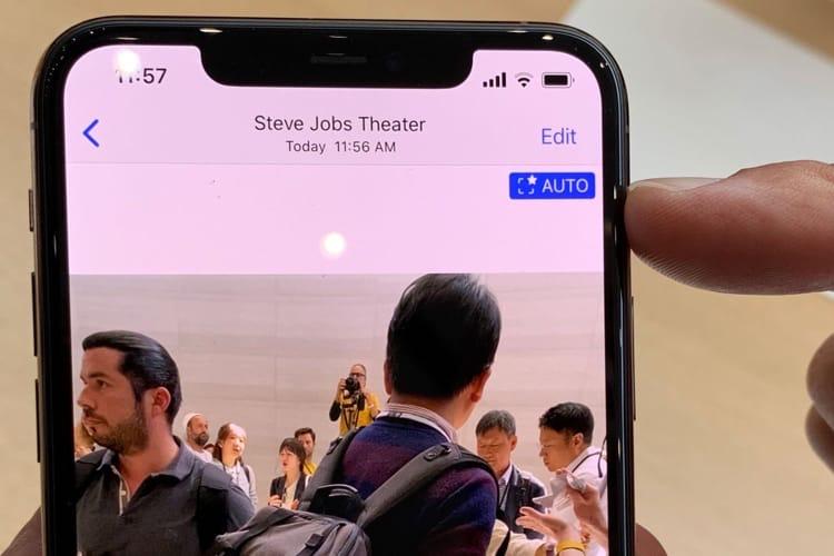 L'ultra grand-angle des iPhone11 pourra sauver une photo mal cadrée