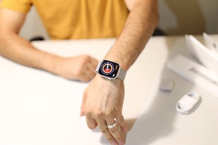 video en galerie : AppleWatch Series 5 : des aperçus vidéo avant l'heure