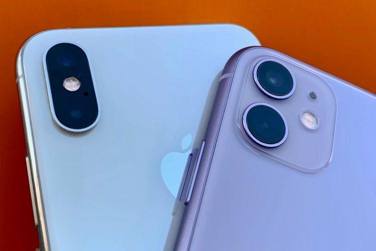 Explications pour transférer une eSIM entre deux iPhone