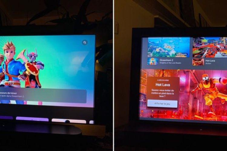 Apple Arcade disponible aux testeurs sur AppleTV