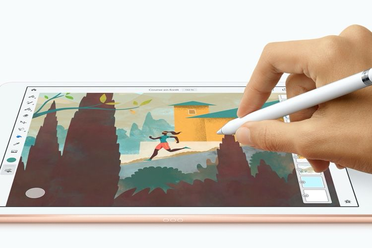 L'iPad 7 disponible en vente, l'iPad 6 en promotion