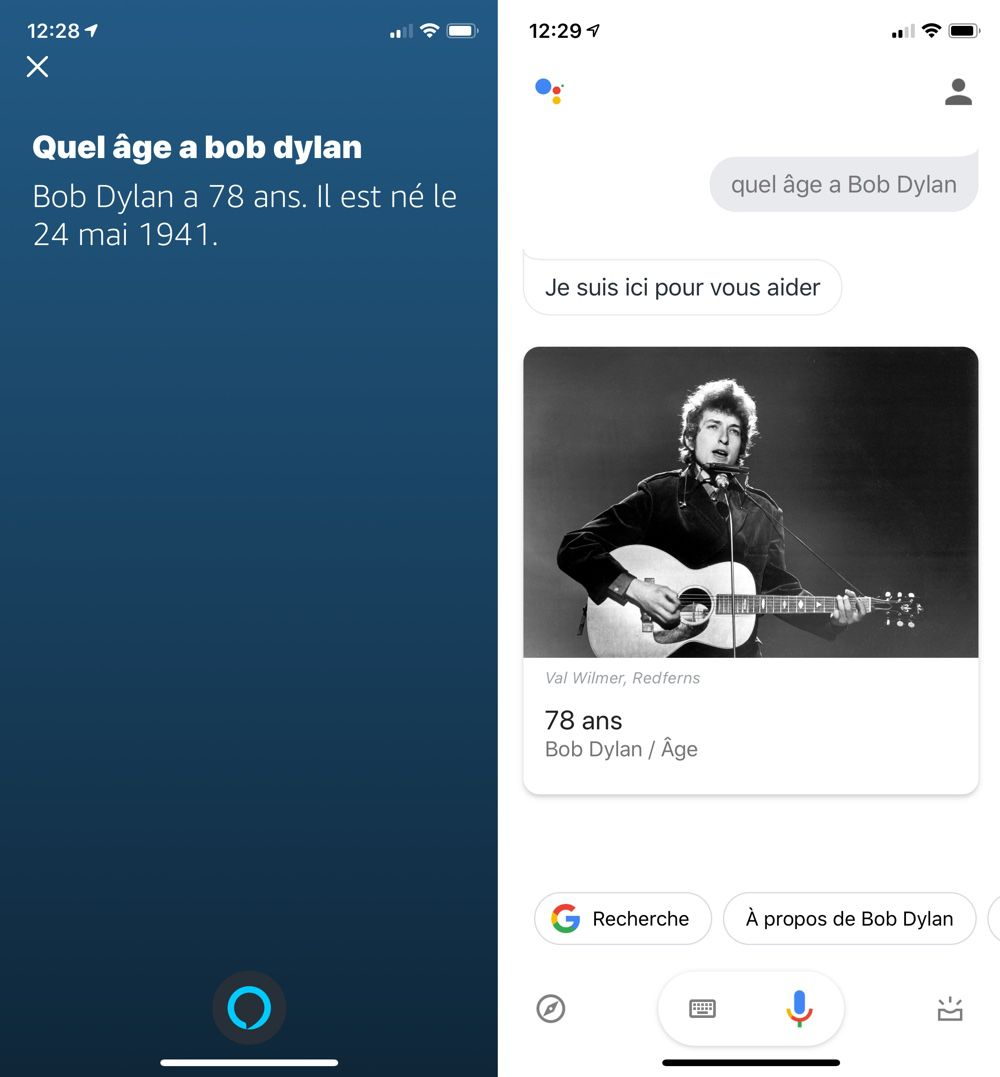 Malgré ce qu'en dit Siri, Bob Dylan est toujours vivant