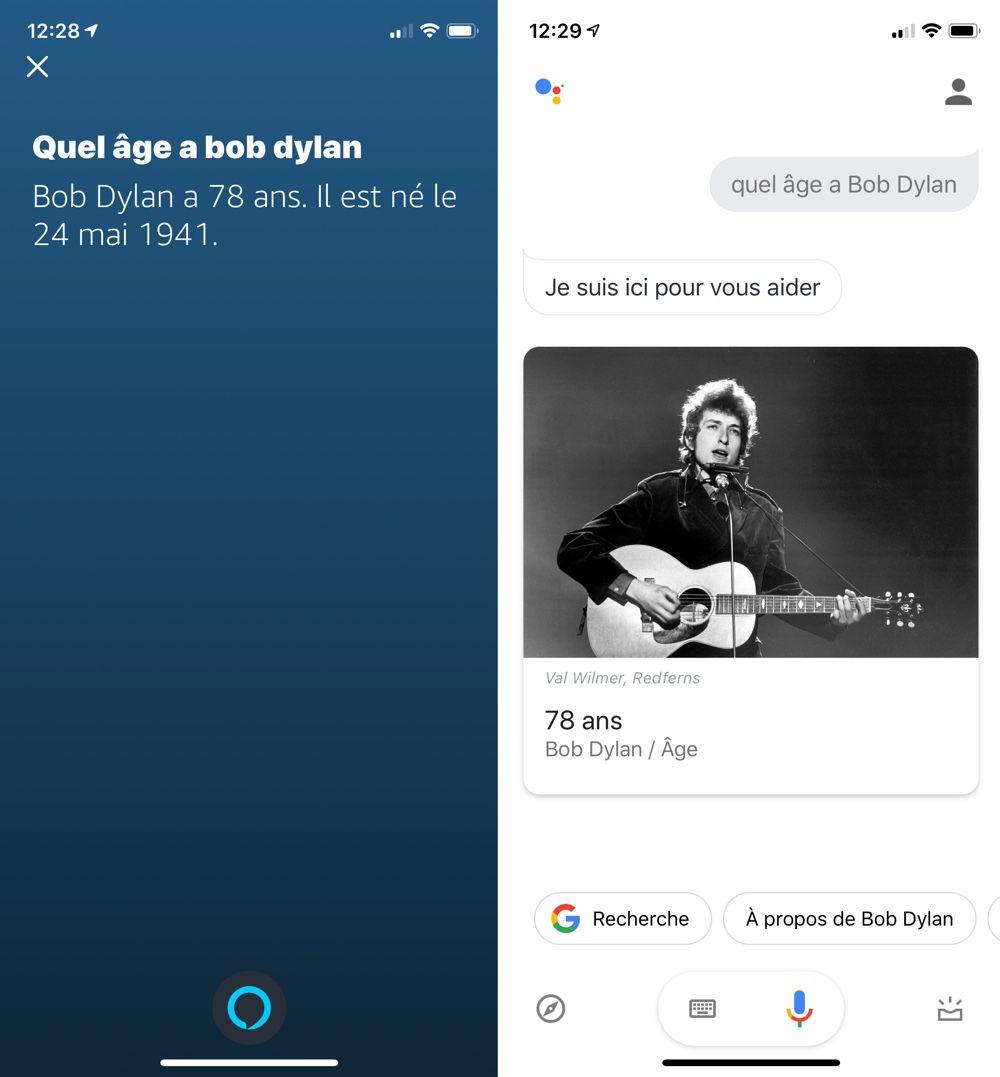 Malgré ce qu'en dit Siri, Bob Dylan est toujours vivant [màj]