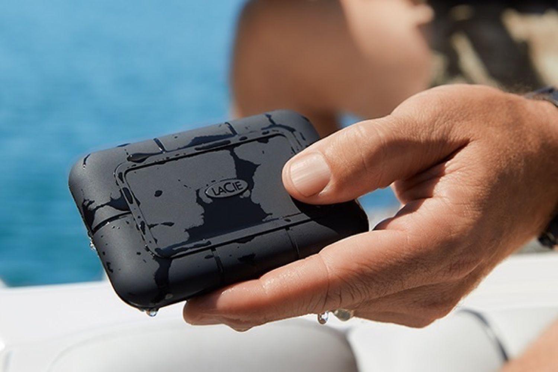 LaCie : trois nouveaux Rugged SSD pour les pros