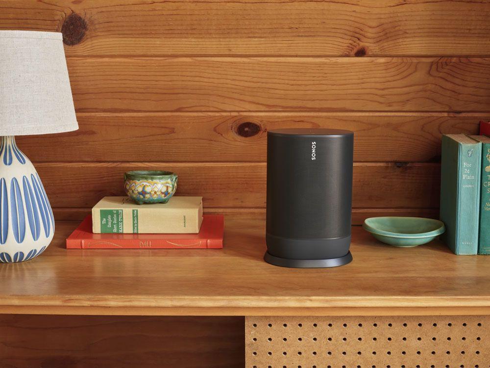 Move, One SL, Port : la grosse rentrée de Sonos