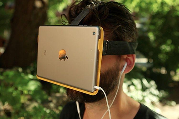Le casque de réalité augmentée d'Apple de plus en plus réel