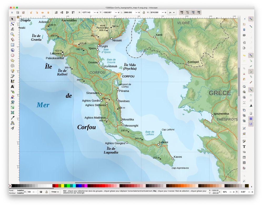Inkscape 1.0 bêta : du vectoriel gratuit mais avec des compromis