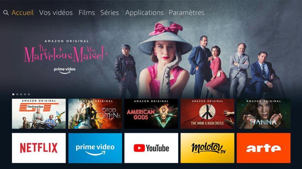 Amazon dévoile le Fire TV Stick 4K et sa télécommande vocale Alexa