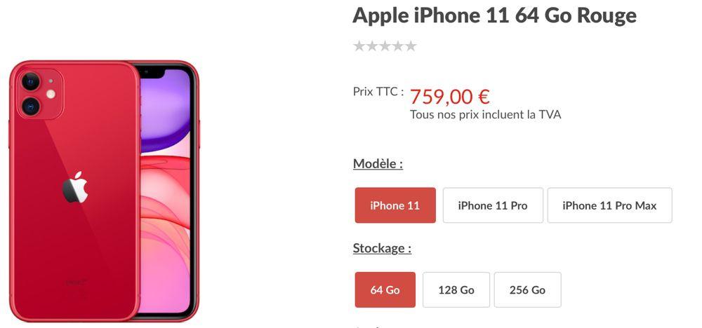 foto de iPhone 11 et 11 Pro en précommande, déjà des réductions   iGeneration